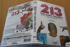 213 The Gang Project (Cover)