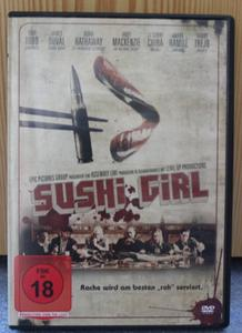 DVD-Rezension: Sushi Girl