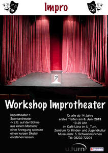 Workshop Improtheater
