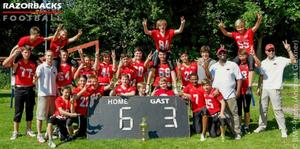"U15 ist ""Back to Back Champion"""