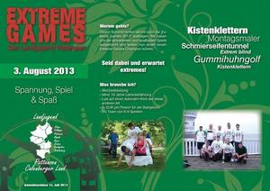Extreme Games 2013