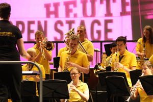 Jbo-YoungStars bei Open Stage im Opernhaus Hannover