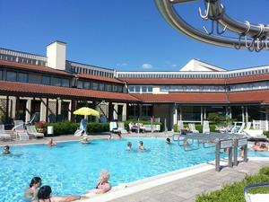 Wellness in der Limes-Therme Bad Gögging
