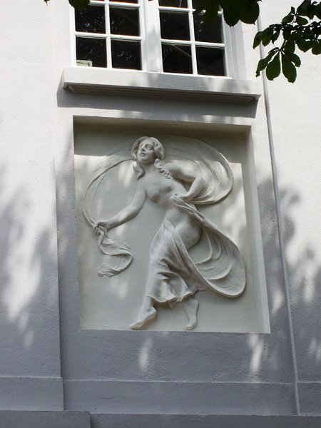 Detail am Theater