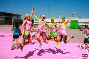 The Color Run 2013 in Hannover