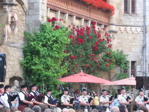 Marienburg Tattoo 2013
