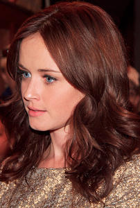 Alexis Bledel als Ana Steele in 50 Shades of Grey?