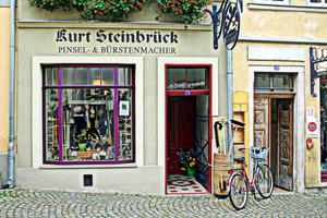One-Thing Shops | Where You Can Find the Most Beautiful Brushes in Germany