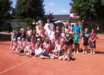 SSV-Kids beim Tenniscamp2013