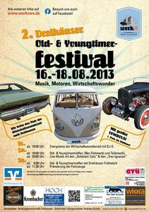2. Old & Youngtimer Festival in Dreihausen bei Marburg