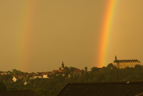 bad-wildungen, regenbogen