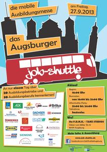 Augsburger Job-Shuttle