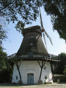 Johannes-Mühle in Bobeck.