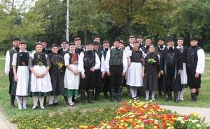 Altenburger Folkloreensemble aus Zlin zurück