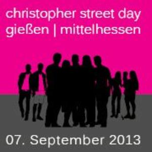 Demonstration zum Christopher - Street - Day am 07. September um 13:00 Uhr am Berliner Platz in Gießen