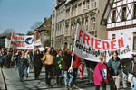 Friedensdemo in Recklinghausen
