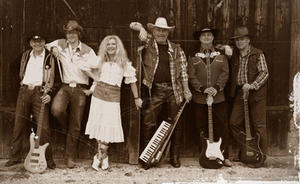 Country Music & High Energy Honky Tonk im Kulturgewächshaus Birkenried