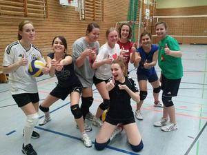 Biberbacher Volleyballer starten in die neue Saison!