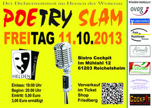 Poetry Slam Reichelsheim No. 12