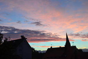 Traumhafter Himmel