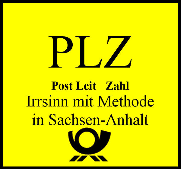 Post Leit Zahl