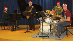 Musikschule Wertingen: 'Christmas Jazz & more'