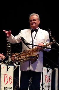 Max Greger sen. und Max Greger jr. mit Band - Swinging Christmas