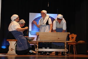 Das war ja ein Theater in Cappel