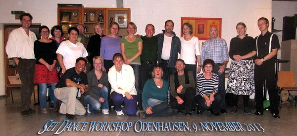1. Irischer Set Dance Workshop in Odenhausen