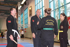 Self Defense Germany erfolgreich beim Scorpions Cup 2013