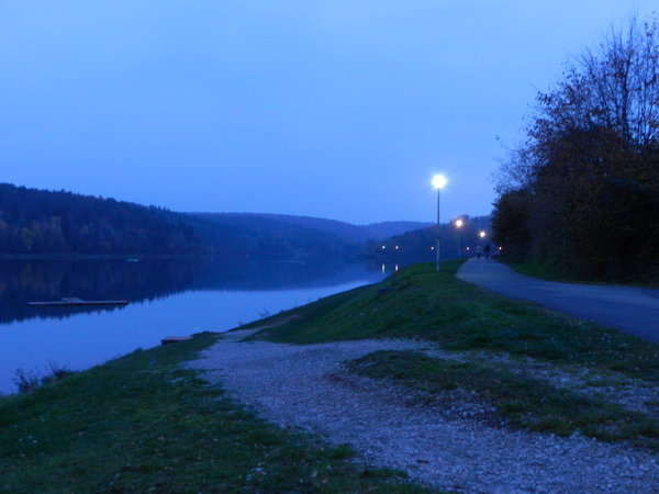 twistesee, abenstimmung