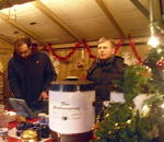 42. karitative Christkindlmarkt in Friedberg