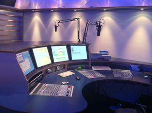 Neues Hitradio MS One Studio
