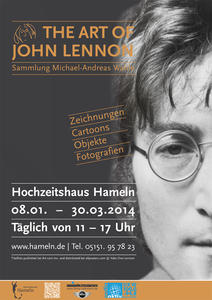 The Art Of John Lennon - Sammlung Michaeal-Andreas Wahle