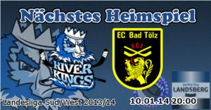 HC Landsberg vs. EC Bad Tölz II