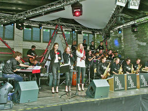 In The Mood - Swing & Sing mit der Big Band Berenbostel