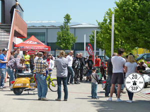 SIP Open Day 2014 - 20 Jahre SIP Scootershop