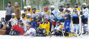 5. Eishockey Winter Classics in Bad Belzig