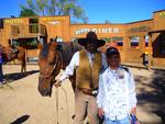 . . . nach der Cowboy-Show in Williams Arizona . . .