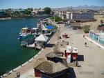 . . . am Colorado River, in Lake Havasu City Arizona . . .