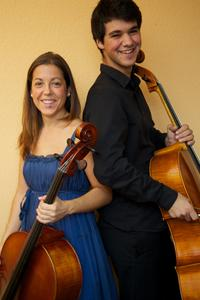 Cello Duo AyA....Elisa Aylon & Aram Yagubyan