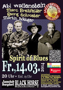 Abi Wallenstein & Friends in Burgdorf