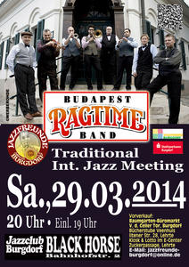 'Budapest Ragtime Band' in Burgdorf