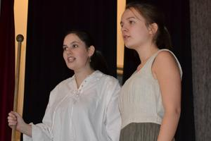 Der Sturm - Junges Theater am St.-Thomas-Gymnasium spielt Shakespeare