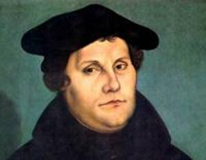 Dr. Martin Luther * 10.11.1483