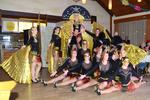 'Black and Gold',  die Show des CCK Fantasia