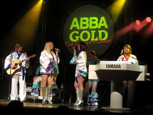 Abba Gold in Stadtallendorf