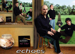 Pink Floyd performed by echoes
