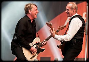 STATUS QUO - Auf World-Tour Station in Augsburg