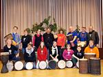 Glory Drummers 2014